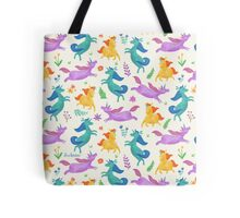 Unicorn Dreams Tote Bag