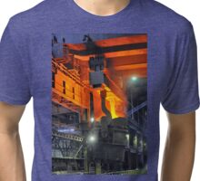 Metal Tri-blend T-Shirt