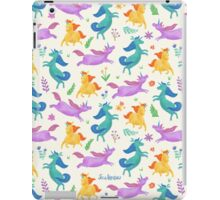 Unicorn Dreams iPad Case/Skin