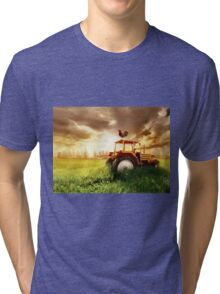 Sun Rise Tri-blend T-Shirt