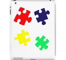 Puzzle Pieces iPad Case/Skin