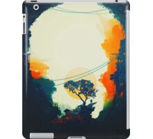 Orange Valley iPad Case/Skin