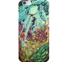 Fluid Colony iPhone Case/Skin