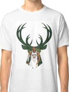 Greek Freak no words Classic T-Shirt