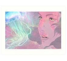 Etherea Art Print