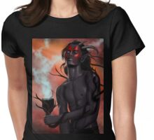 Sanguine Womens Fitted T-Shirt
