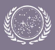 Star Trek - United Federation of Planets Kids Tee