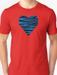 0275 French Blue Tiger T-Shirt