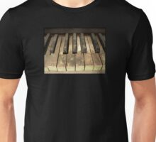A Melody Left Abandoned Unisex T-Shirt