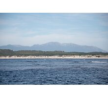The Banks of Macquarie Harbour Photographic Print
