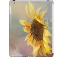 Be The Sunflower - Sunflower Art iPad Case/Skin