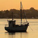 Como Boat by Kezzarama