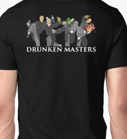 The Four Masters (White Lettering) Unisex T-Shirt