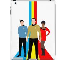 Star Trek - Tricolour Starfleet (TOS) iPad Case/Skin