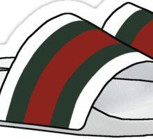 Gucci Flip Flops Sticker