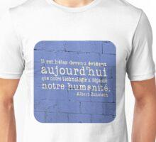 Thus Spake Albert Einstein Unisex T-Shirt