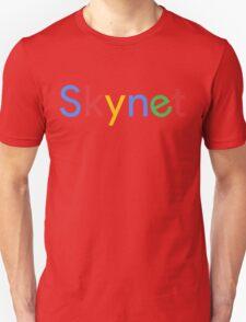 Terminator Skynet (Google) New Logo Unisex T-Shirt
