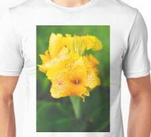 Lily Canna Flower Unisex T-Shirt