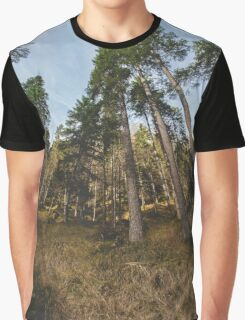 Italian forest Graphic T-Shirt