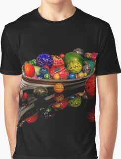 Boat Of Floats Graphic T-Shirt