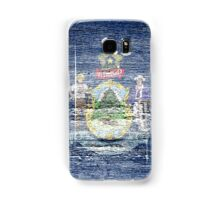 Maine Flag Samsung Galaxy Case/Skin
