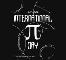 International Pi Day One Piece - Short Sleeve