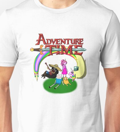 Adventure Time Togetherness  Unisex T-Shirt