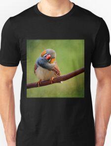 Bird Art - Change Your Opinions Unisex T-Shirt
