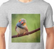 Bird Art - Change Your Opinions Unisex T-Shirt