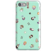 Studio Ghibli Falling Characters iPhone Case/Skin