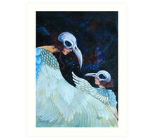 Lullaby of Flight Art Print