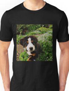Puppy Art - Little Lily Unisex T-Shirt