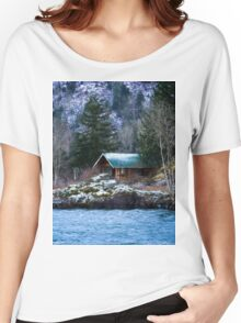 Landscape Art - Get Away From It All Women's Relaxed Fit T-Shirt