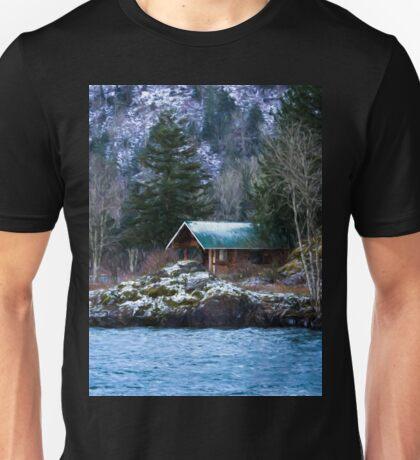 Landscape Art - Get Away From It All Unisex T-Shirt