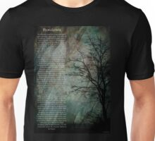 Desiderata Of Happiness - Vintage Art Unisex T-Shirt