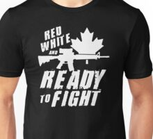 Ready To Fight Unisex T-Shirt