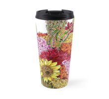 Sunny Bouquet Travel Mug