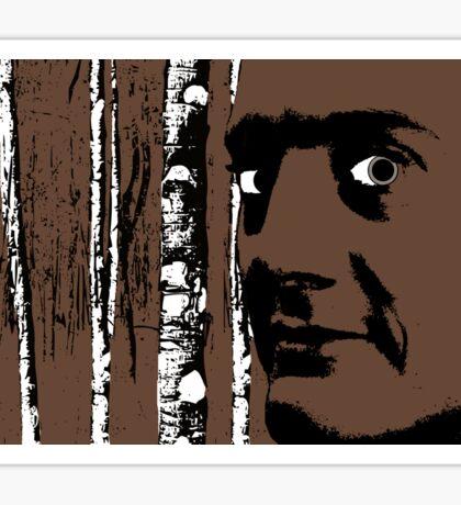 Twin Peaks - Agent Cooper Sticker