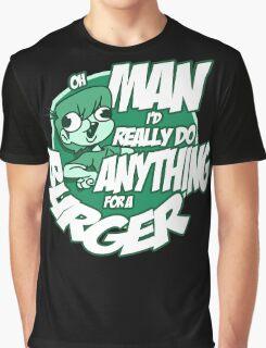 Burger  Graphic T-Shirt