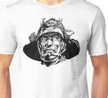 Samurai Head Unisex T-Shirt