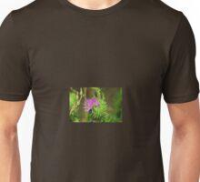 Thistle flower Unisex T-Shirt