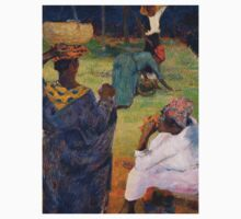 1887 - Gauguin - Among the mangoes at Martinique Baby Tee