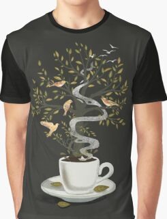 A Cup of Dreams Graphic T-Shirt
