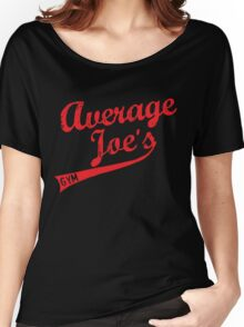 average joes Women's Relaxed Fit T-Shirt
