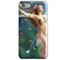 Goddess of Spring iPhone Case/Skin