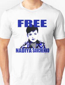 Free Nadiya Savchenko - ONE:Print T-Shirt