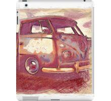 Vintage Transporter iPad Case/Skin