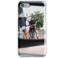 Pre Race  iPhone Case/Skin