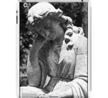 Restful Mourning iPad Case/Skin