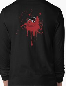 Bloody Cap (Dark) Long Sleeve T-Shirt